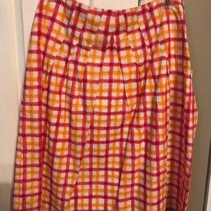 Talbots skirt.
